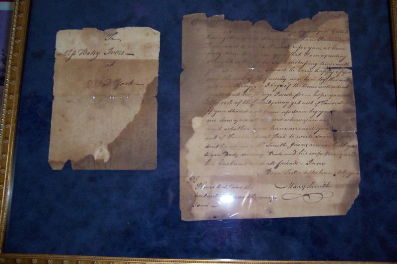1776 Letter