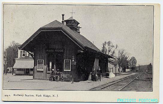 1909 Park Ridge Depot