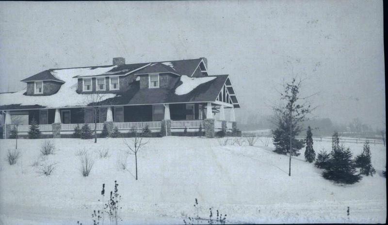 1920's Pine Lodge