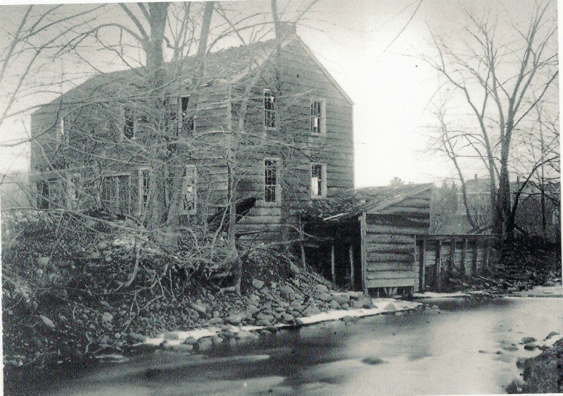 Pascack Brook