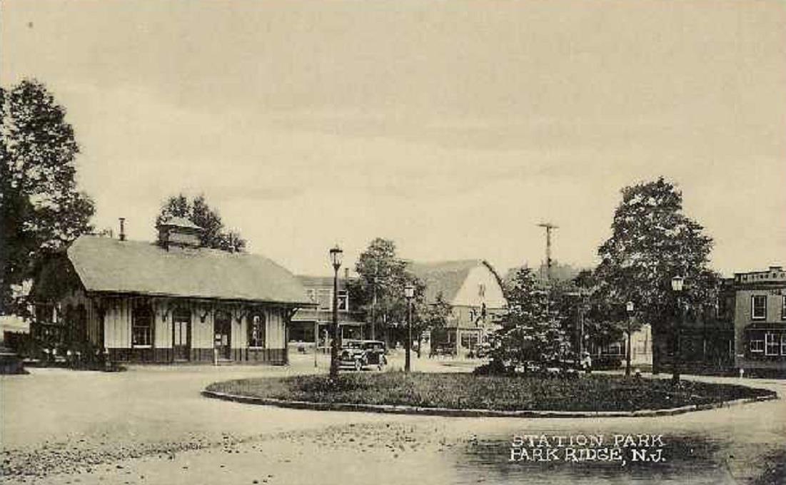 5 depot square stores 5 hawthorne ave pascack for Park ridge building department